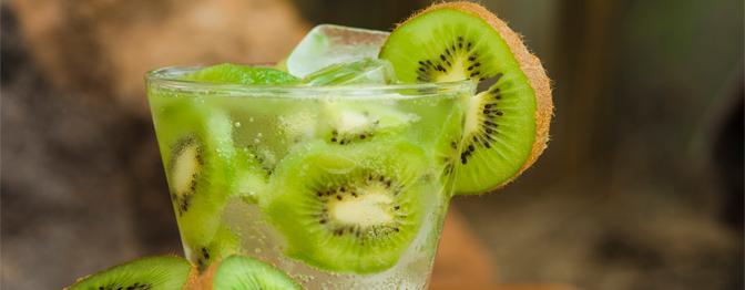 Saquerinha de Kiwi